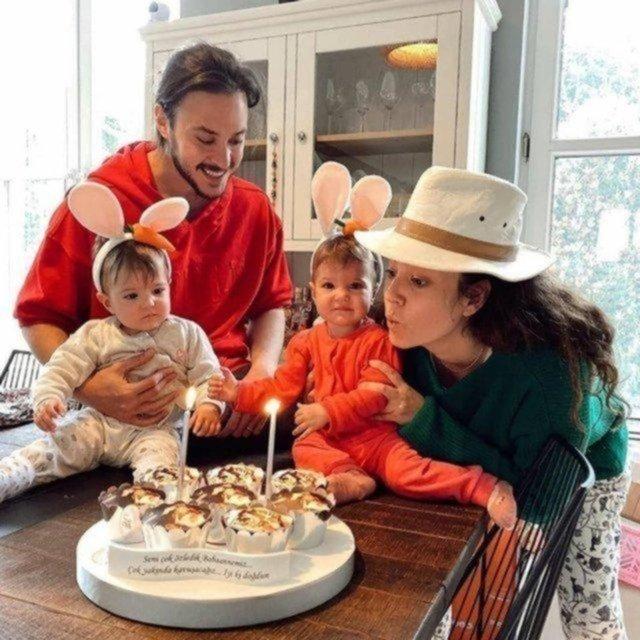 Anıl Altan'dan Pelin Akil'e: Doğum günün kutlu olsun güzel karım - Magazin haberleri