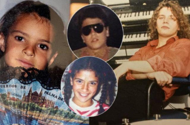 Berrak Tüzünataç'tan çocukluk fotoğrafı - Magazin haberleri