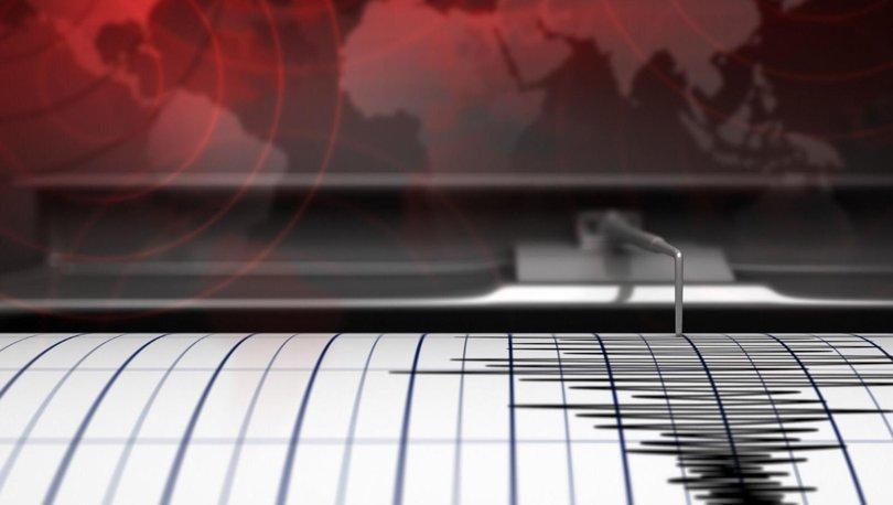 SON DAKİKA: İran'da 5.9 büyüklüğünde deprem meydana geldi!