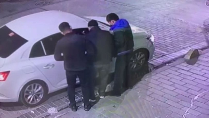 VURGUN! Son dakika: Sahte polis dolandırıcılığı - VİDEO