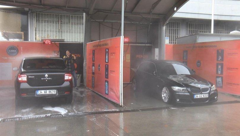 İstanbul'da oto yıkamacılara akın! - Haberler