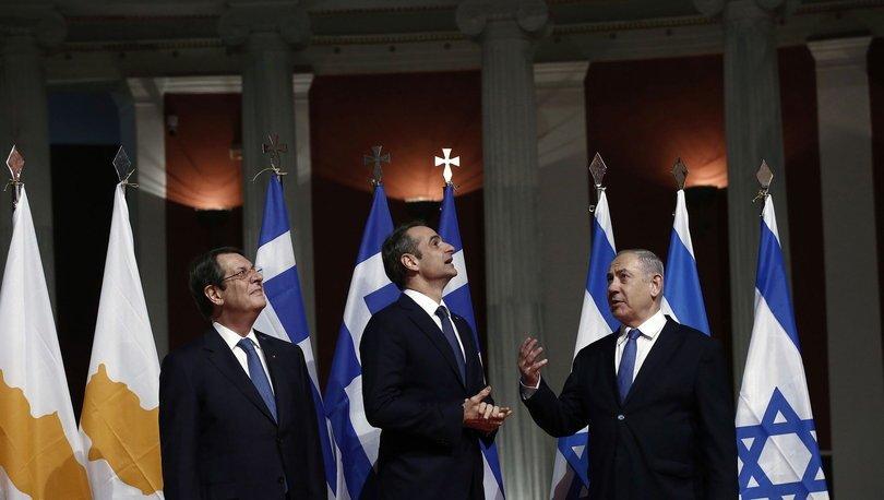 İsrail ve Yunanistan 20 yıllık savunma anlaşması imzaladı