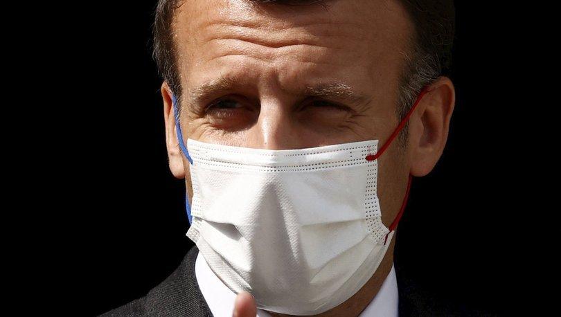 Fransa Cumhurbaşkanı Macron: ''Dünya güçlerinin Rusya'ya karşı açık kırmızı çizgiler belirlemesi gerekli.''