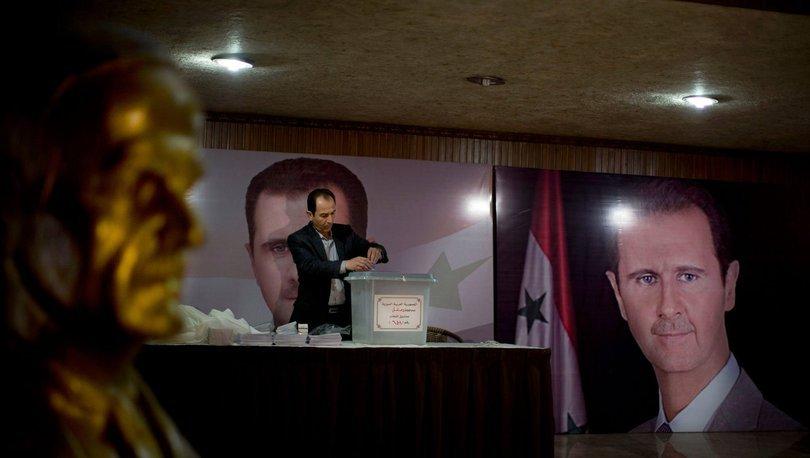 Suriye başkanlık seçimleri için tarih verdi