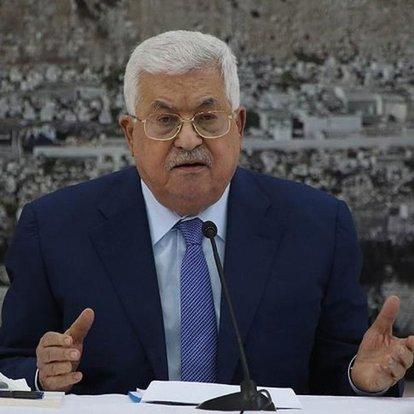 Filistin Devlet Başkanı Abbas'tan seçimlere ilişkin kararlılık açıklaması
