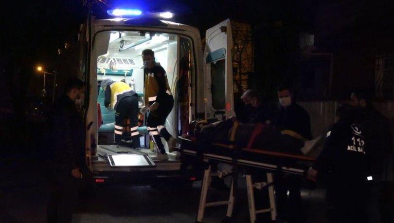 Arnavutköy'de satırlı, şişli kavga: 1 ağır yaralı