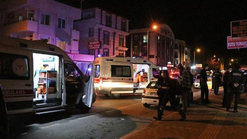 Antalya'da sokağa çıkma kısıtlamasındaki kavgada 4 kişi yaralandı, 24 bin TL ceza kesildi