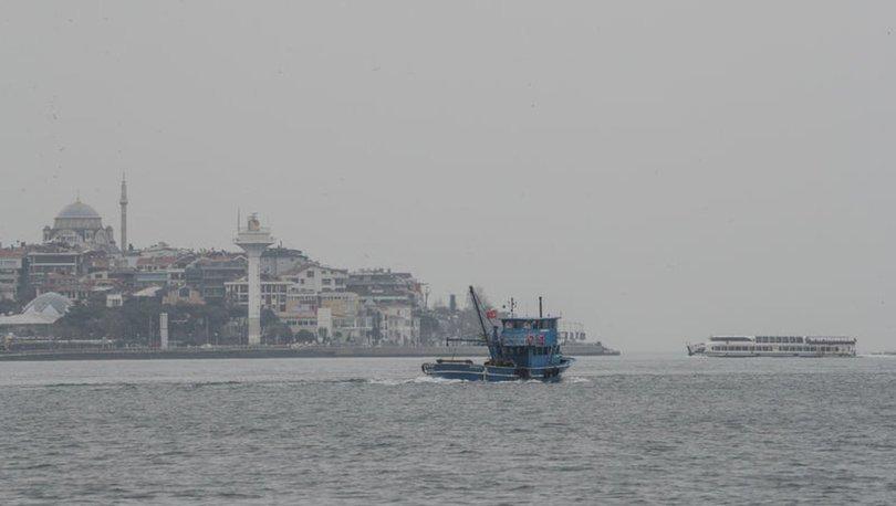 ÇAMUR YAĞIYOR! Son dakika HAVA DURUMU uyarısı - İstanbul (19 Nisan)