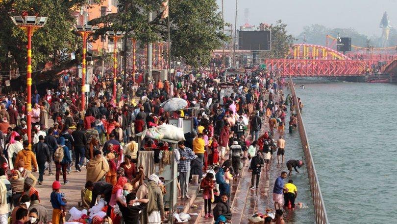 SON DAKİKA: Hindistan'da koronavirüs vaka sayılarında yeni rekor! - Haberler