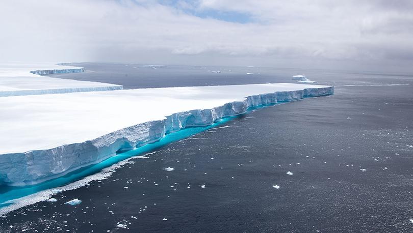 A68 eridi: Dünyanın en büyük buz dağı A68 'artık yok'