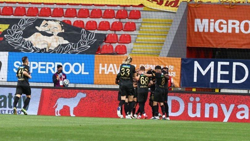 Göztepe, Süper Lig'de yarın Fatih Karagümrük'e konuk olacak