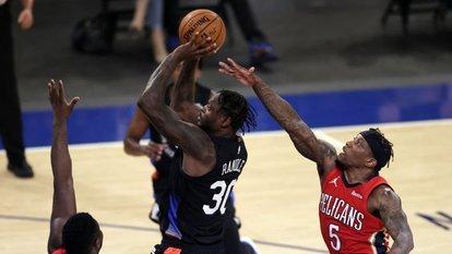 Knicks üst üste 6. kez kazandı