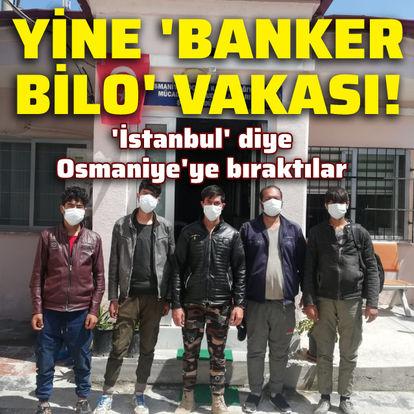Yine 'Banker Bilo' vakası!