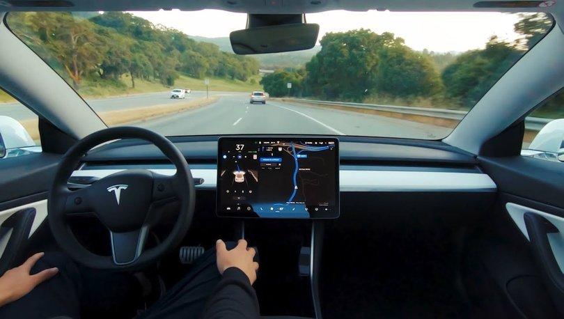 Tesla'nın otopilotu ABD'de 2 can aldı