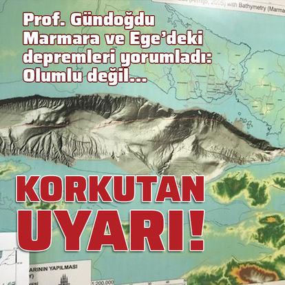 Prof. Gündoğdu'dan korkutan uyarı: Olumlu değil