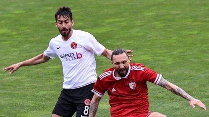 7 gollü maçta kazanan Ümraniye
