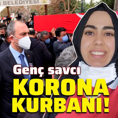 SON DAKİKA: Genç savcı Sultan Beyza Boyalı korona kurbanı! - Haberler