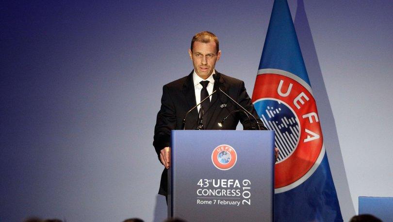 UEFA Başkanı Aleksander Ceferin, Avrupa Süper Ligi'ne resti çekti!