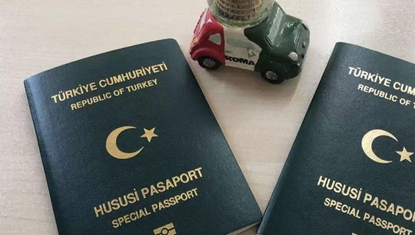 Gri pasaport nasıl alınır? Gri pasaport kimlere verilir?