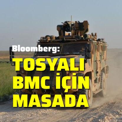 Bloomberg: Tosyalı, BMC için masada