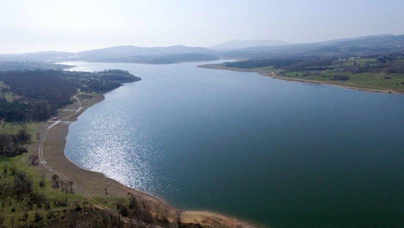 BARAJ DOLULUK! Son dakika: Barajlarda son durum - İSKİ (19 Nisan)
