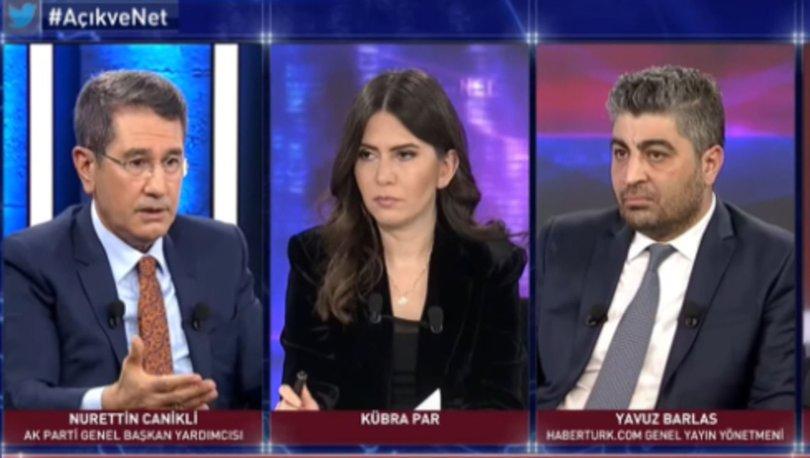 Son dakika... AK Parti Genel Başkan Yardımcısı Nurettin Canikli'den 128 milyar dolar açıklaması