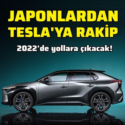 Japon markadan Tesla'ya rakip geldi