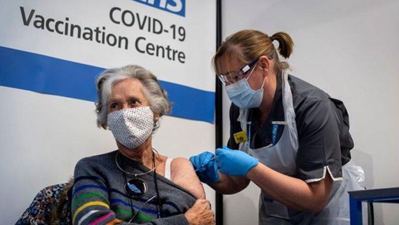 Koronavirüs aşı randevusu nasıl alınır? 2021 MHRS - e-Devlet aşı randevu alma ekranı