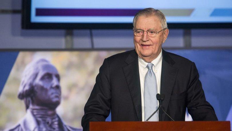 Eski ABD Başkan Yardımcısı Walter Mondale yaşamını yitirdi