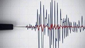Datça'da 4.4 büyüklüğünde deprem!