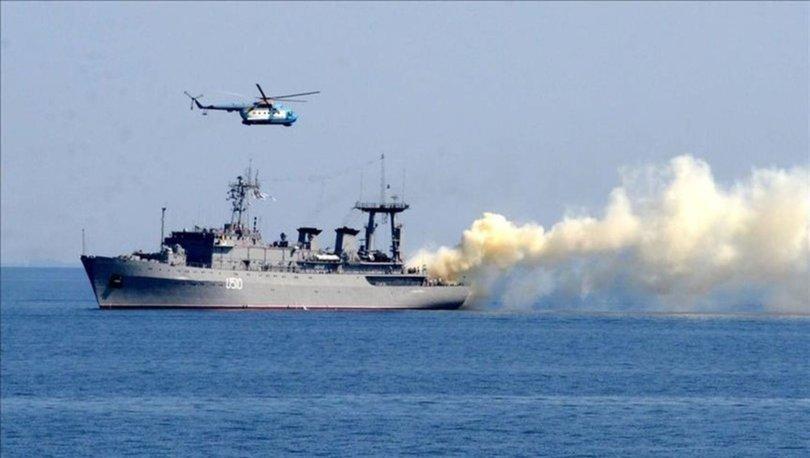 SON DAKİKA DUYURU: 20'den fazla Rus savaş gemisi Karadeniz'de tatbikat gerçekleştirdi! - Haberler