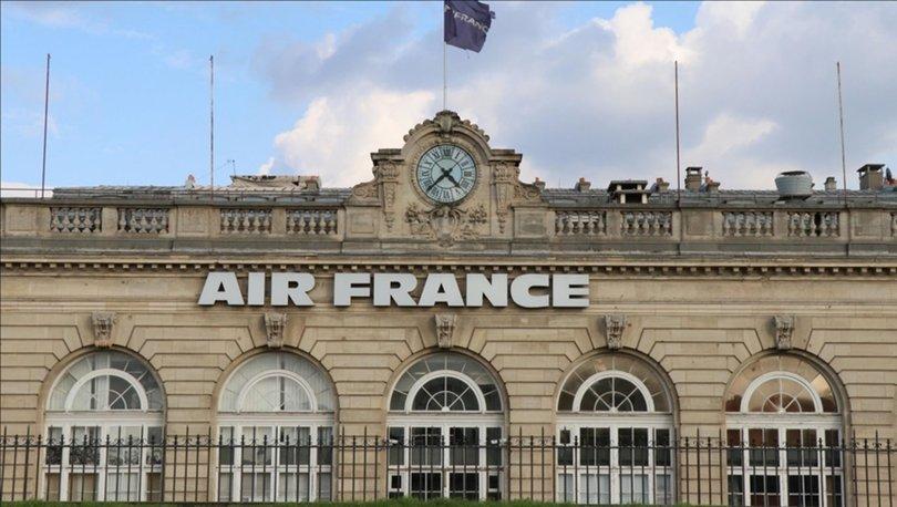 Fransa ekonomik darboğaza giren Air France'daki kamu payını 2 katına çıkardı