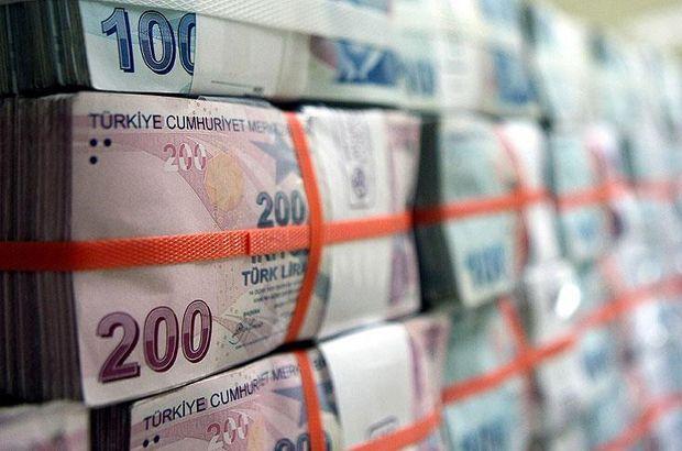 Hazine 9.1 milyar lira borçlandı