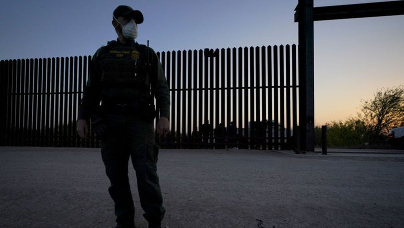 ABD'nin Meksika ve Kanada sınırları Kovid-19 salgını nedeniyle 1 ay daha kapalı kalacak