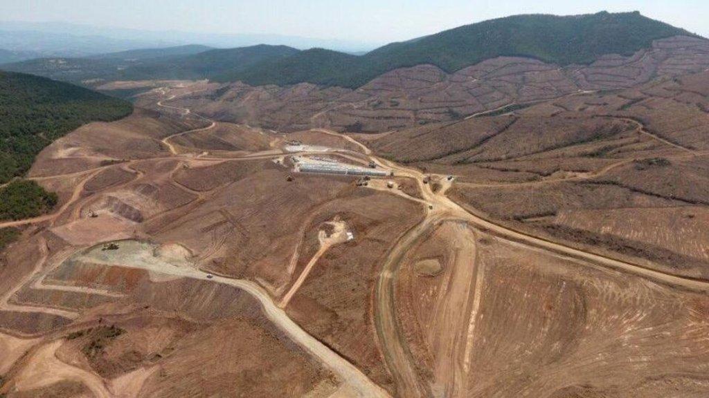 Alamos Gold'dan Türkiye'ye 1 milyar dolarlık dava