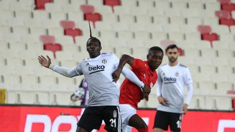 Sivasspor: 0 - Beşiktaş: 0 | MAÇ SONUCU