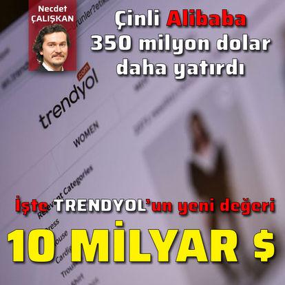 SON DAKİKA HABERİ: Trendyol'un değeri 10 milyar dolar dayandı! (e-Ticaret haberleri)