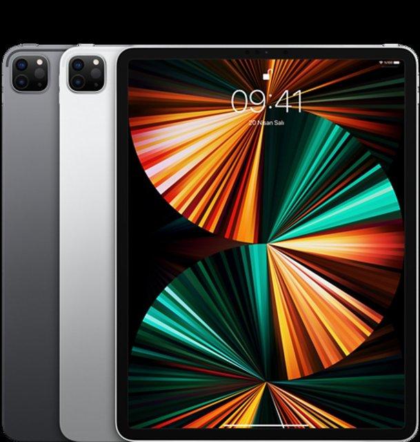 Apple iPad Pro'yu tanıttı! İşte Apple'dan M1 çipli yeni 12 inç iPad Pro özellikleri ve fiyatı!
