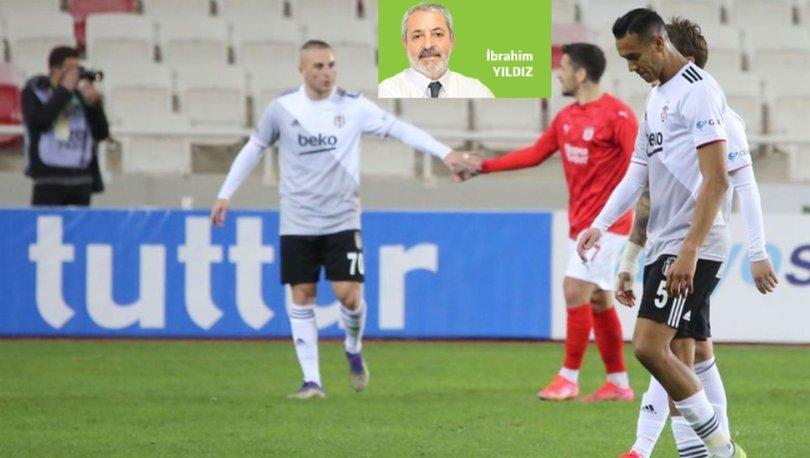 İbrahim Yıldız: Beşiktaş bir puana sevinmeli