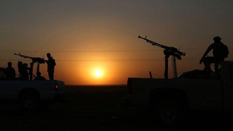 Suriye'de Esad rejimi ile terör örgütü YPG/PKK çatıştı