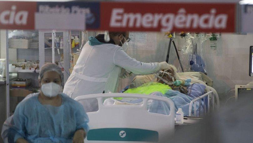 SON DAKİKA: Hindistan'da koronavirüs vakalarında rekor: Sağlık sistemi çökme noktasında! - Haberler