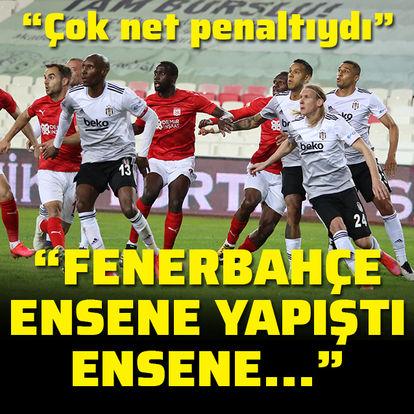 """""""Fenerbahçe ensene yapıştı ensene..."""""""