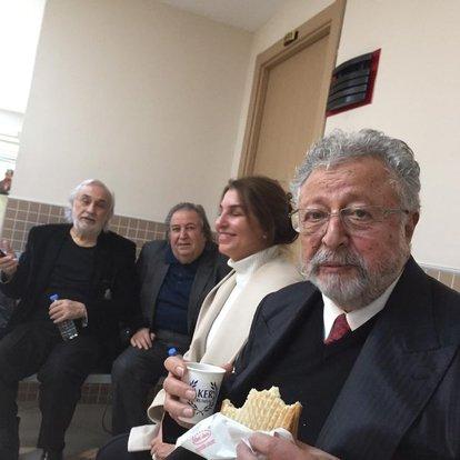 Son dakika: Müjdat Gezen ve Metin Akpınar'ın beraat kararına itiraz - Haberler