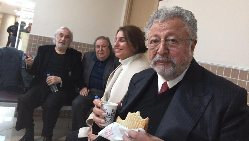 Müjdat Gezen ve Metin Akpınar'ın beraat kararına itiraz