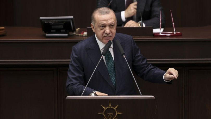 CANLI |Son dakika: Cumhurbaşkanı Erdoğan'dan 4 kalemde 128 milyar dolar açıklaması