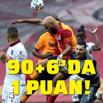 İstanbul'da kazanan çıkmadı!
