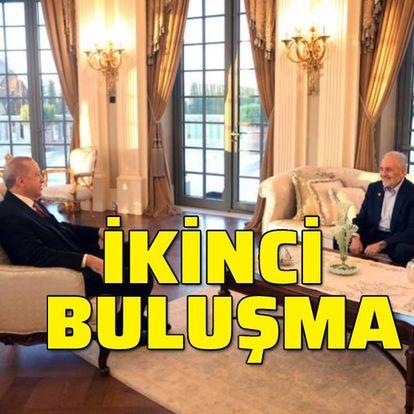 Cumhurbaşkanı Erdoğan, Asiltürk'ü kabul etti