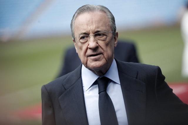 Son Dakika Haberi - Avrupa Süper Ligi askıya alındı! Florentino Perez'den tepki çeken Türkiye açıklaması
