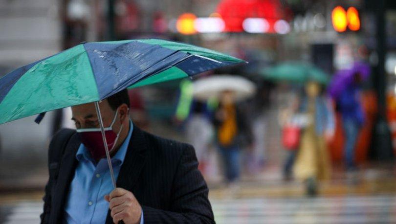 SAĞANAK YAĞIŞ! Meteoroloji'den son dakika yağış uyarısı! Bu iller için aman dikkat!