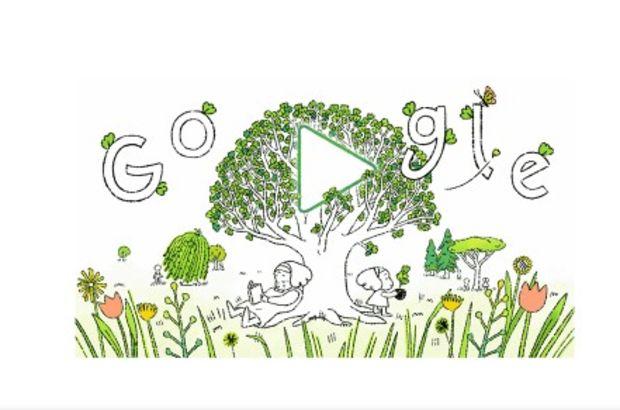 Dünya Günü 2021 Google'da Doodle oldu